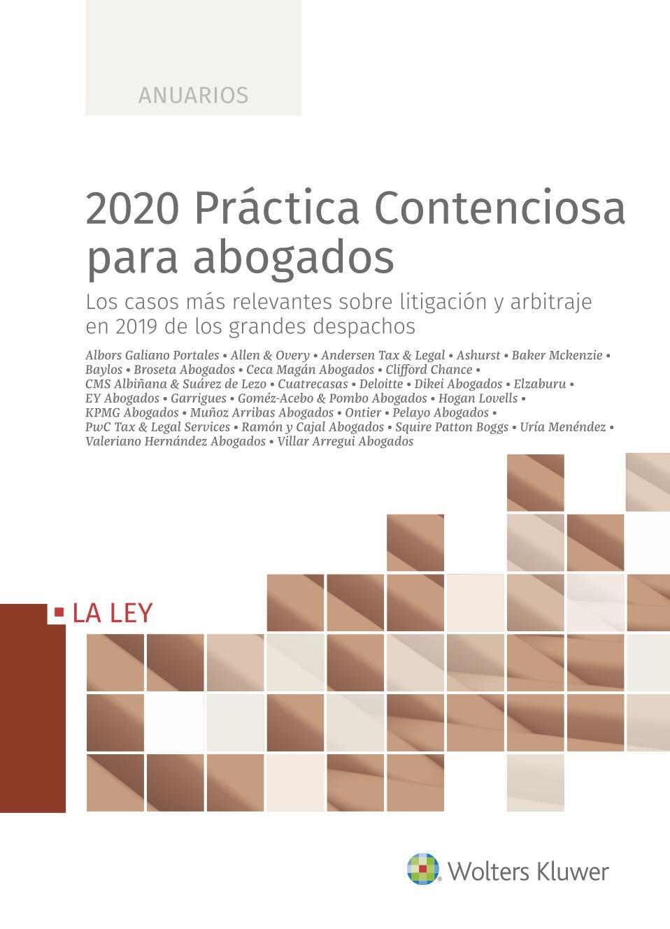 2020 Práctica Contenciosa para abogados
