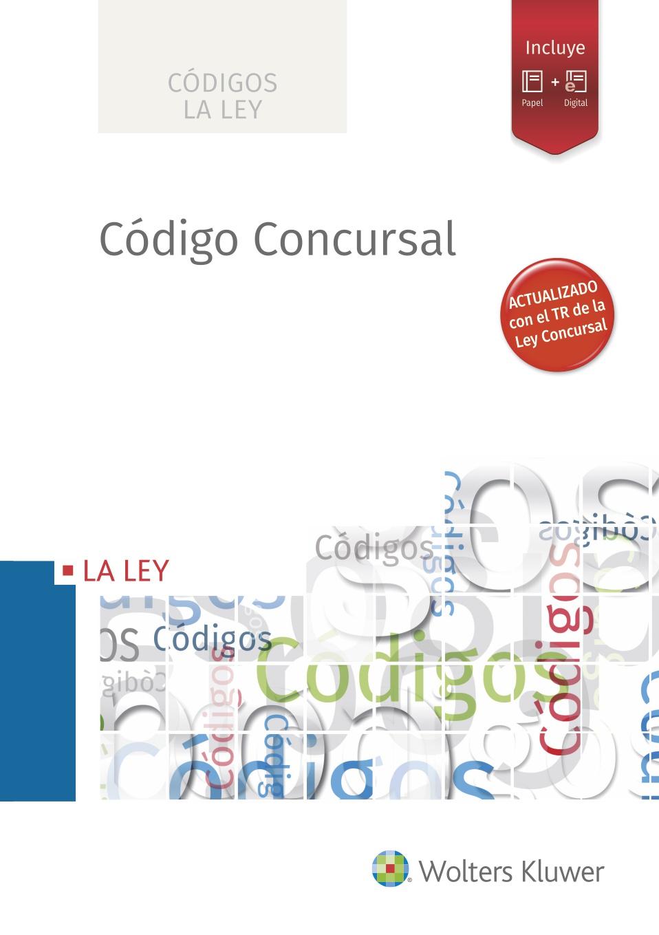 Código concursal