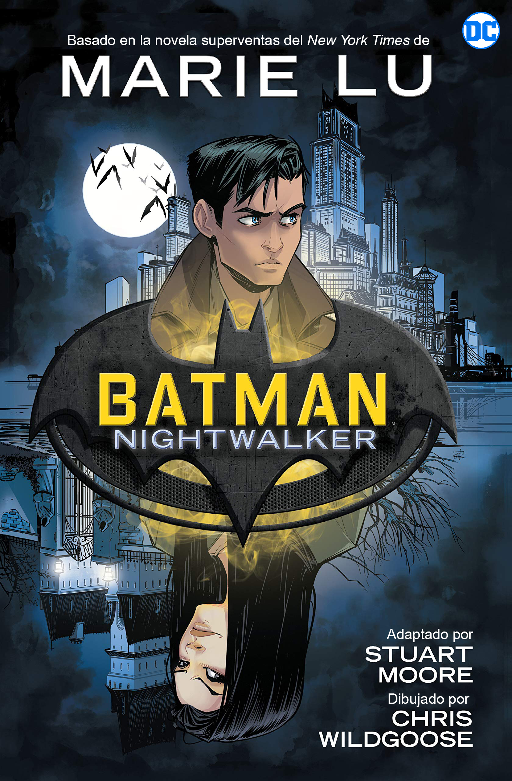 Batman Nightwalker (9788418359354)