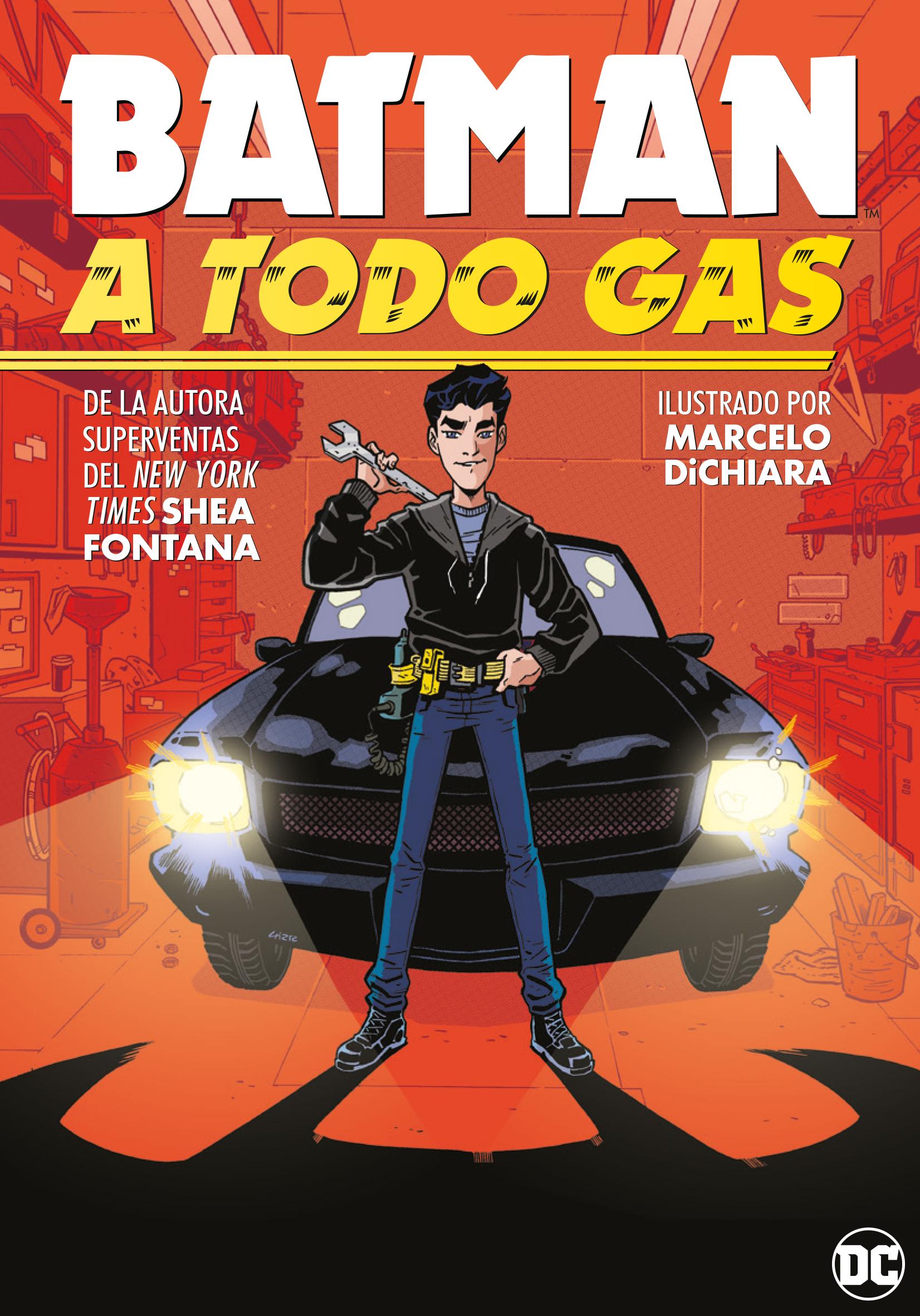 Batman: A todo gas