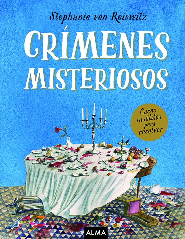 Crímenes misteriosos