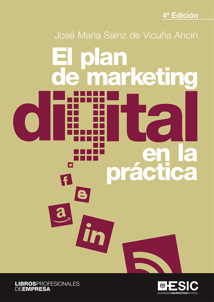 El plan de marketing digital en la práctica (9788418415395)