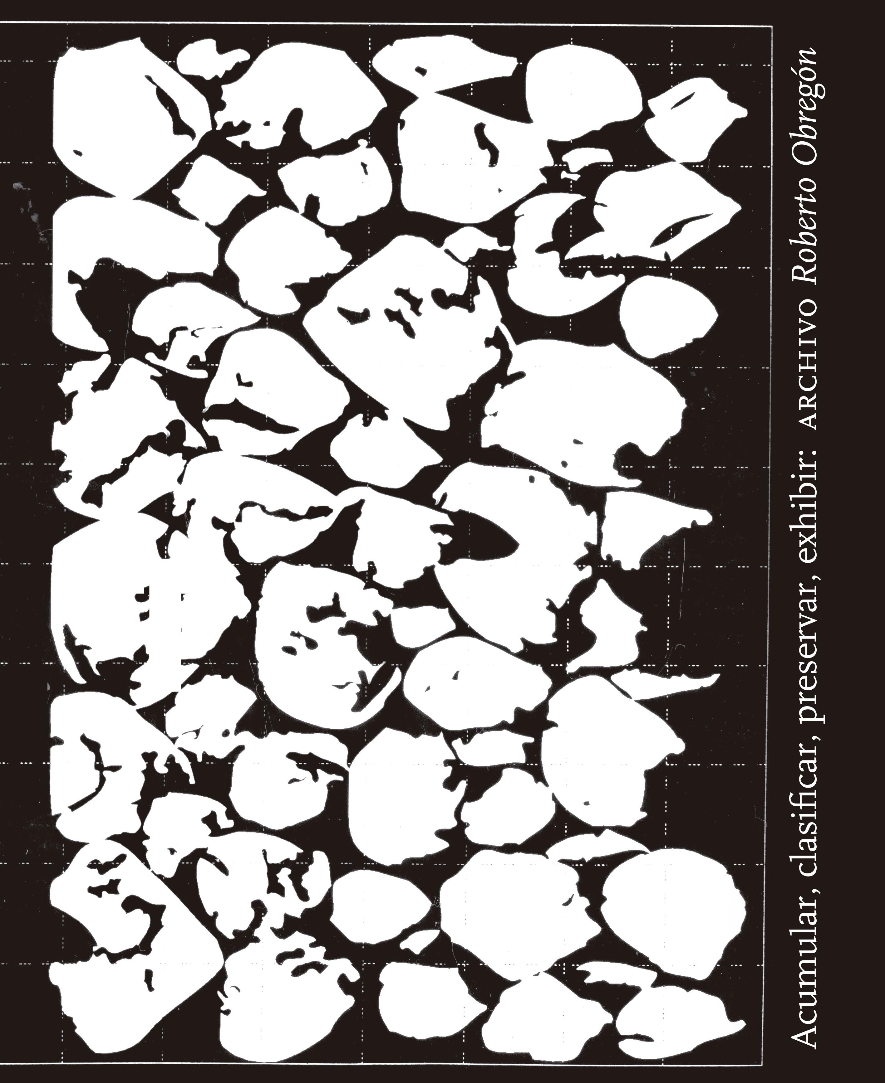 Acumular, clasificar, preservar, exhibir: Archivo Roberto Obregón