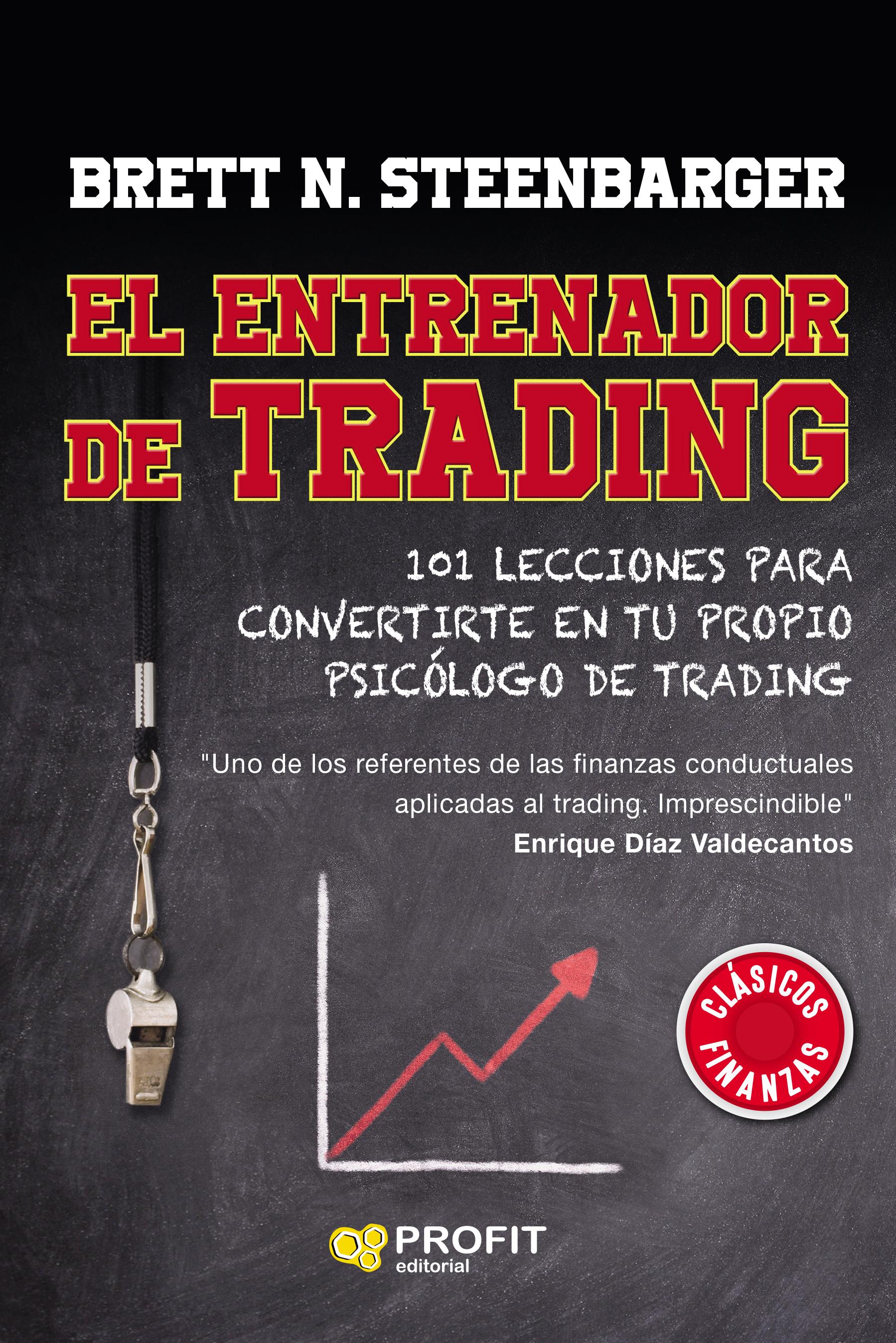 El entrenador de trading   «101 lecciones para convertirte en tu propio psicólog de trading»