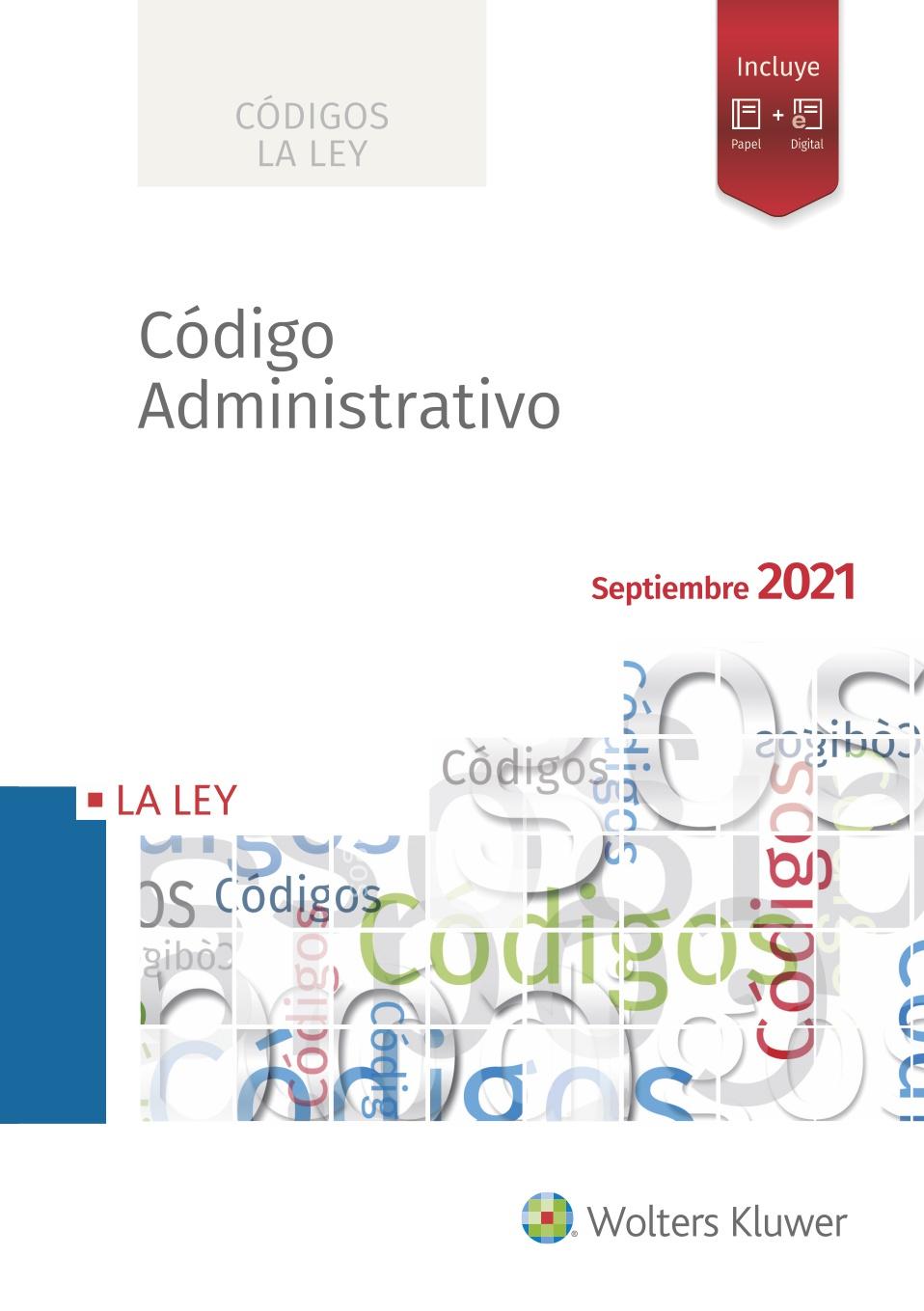 Código Administrativo 2021