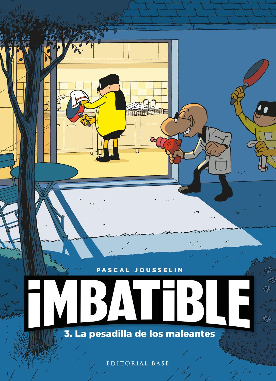 Imbatible 3. La pesadilla de los maleantes