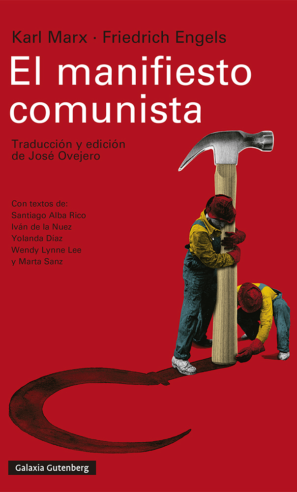 El manifiesto comunista   «Traducción y edición de José Ovejero»