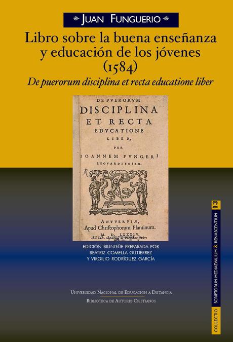 LIBRO SOBRE LA BUENA ENSEÑANZA Y EDUCACION DE LOS JOVENES (