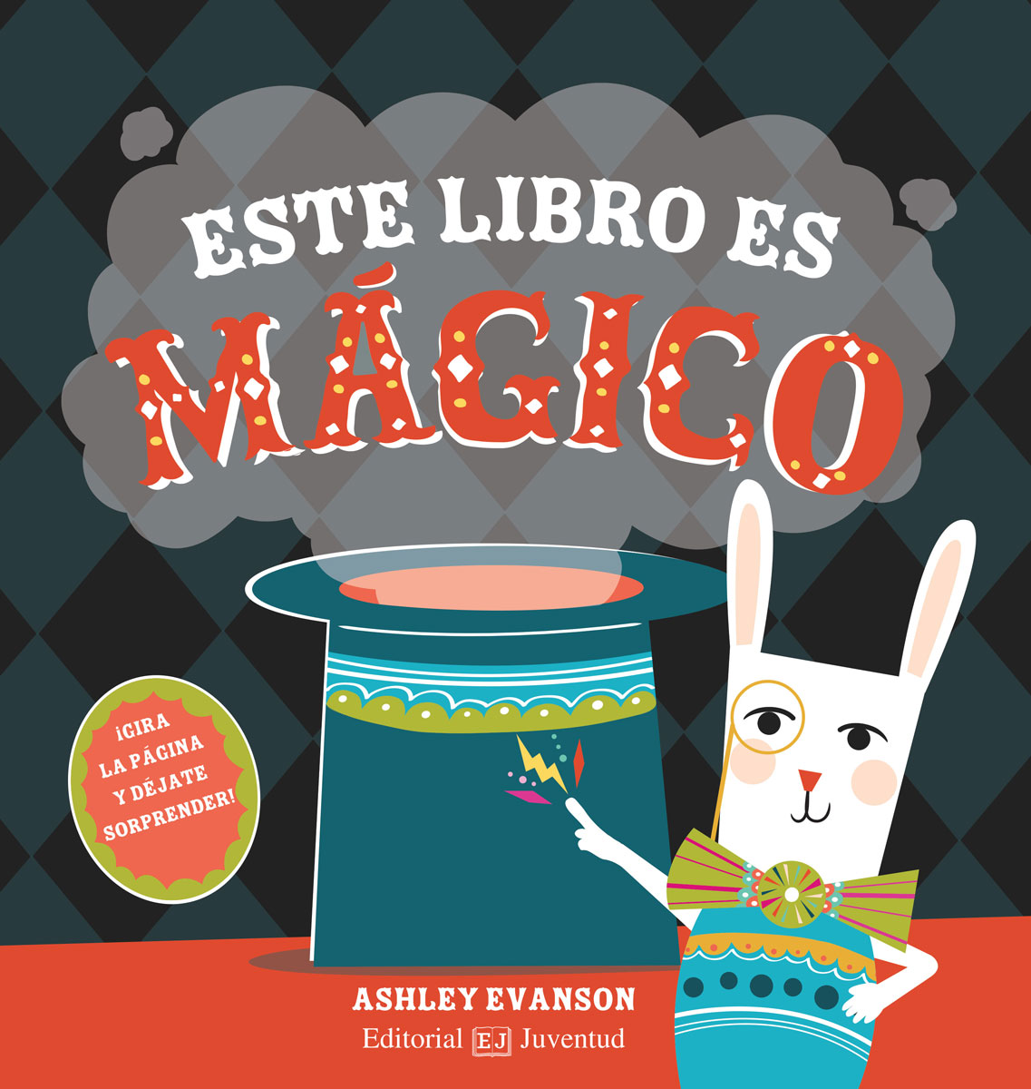 Este libro es mágico
