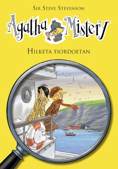 Agatha Mistery hilketa fiordoetan