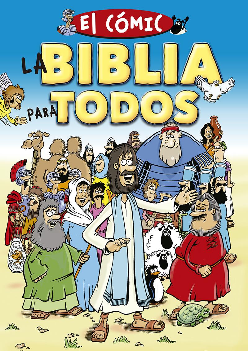 La Biblia para todos   «comic»