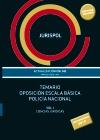 Temario oposición escala básica policía nacional   «Vol. I: Ciencias Jurídicas»