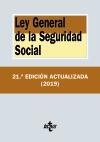 2Ley General de la Seguridad Social