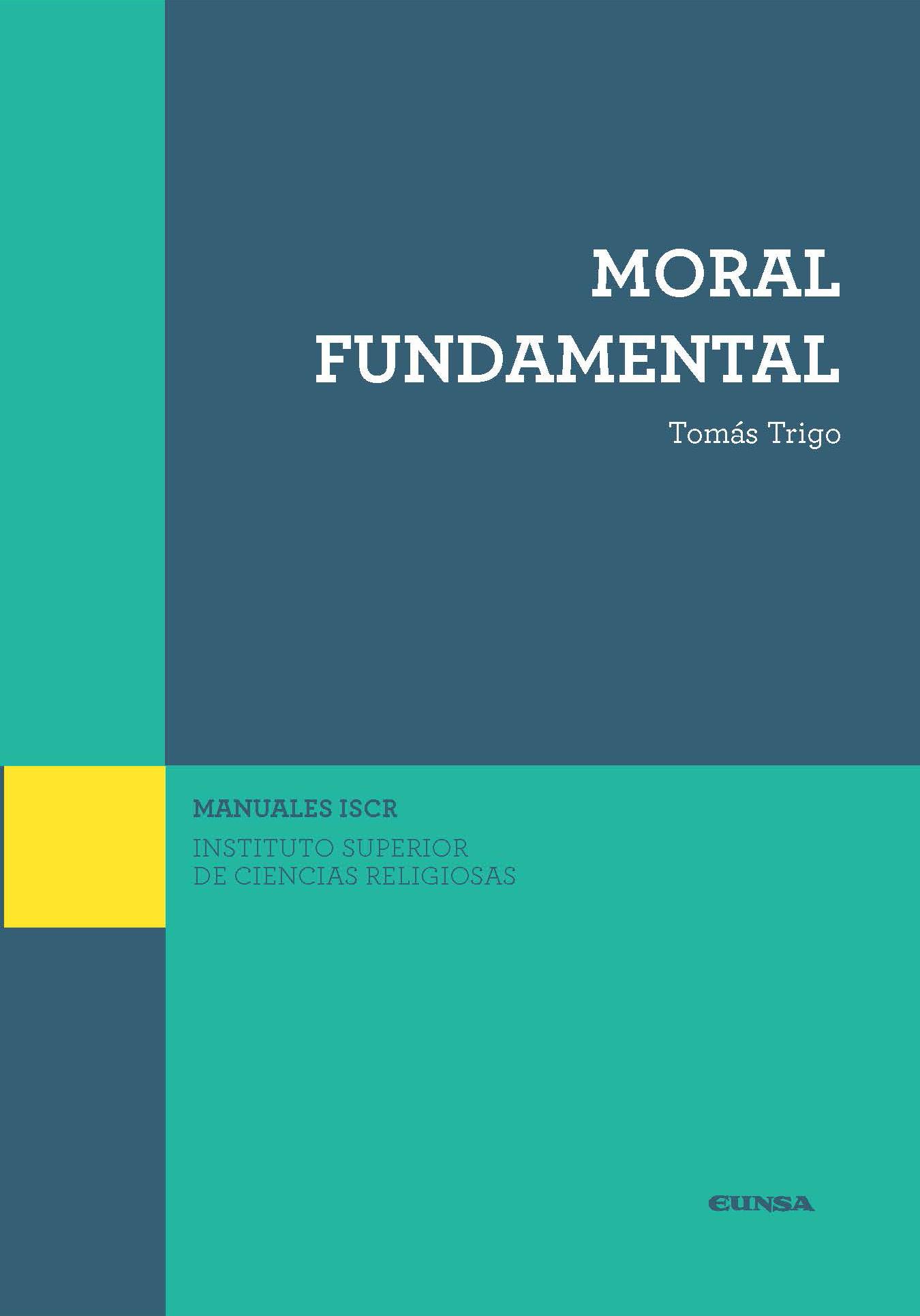 (ISCR) MORAL FUNDAMENTAL