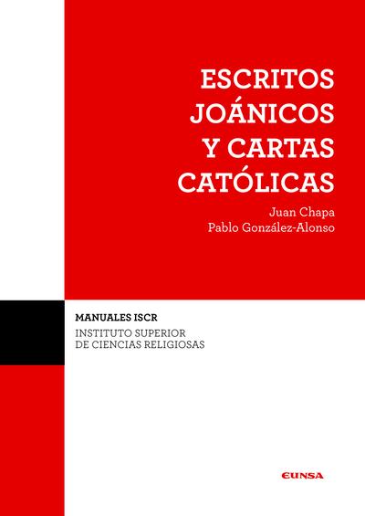 (ISCR) ESCRITOS JOÁNICOS Y CARTAS CATÓLICAS