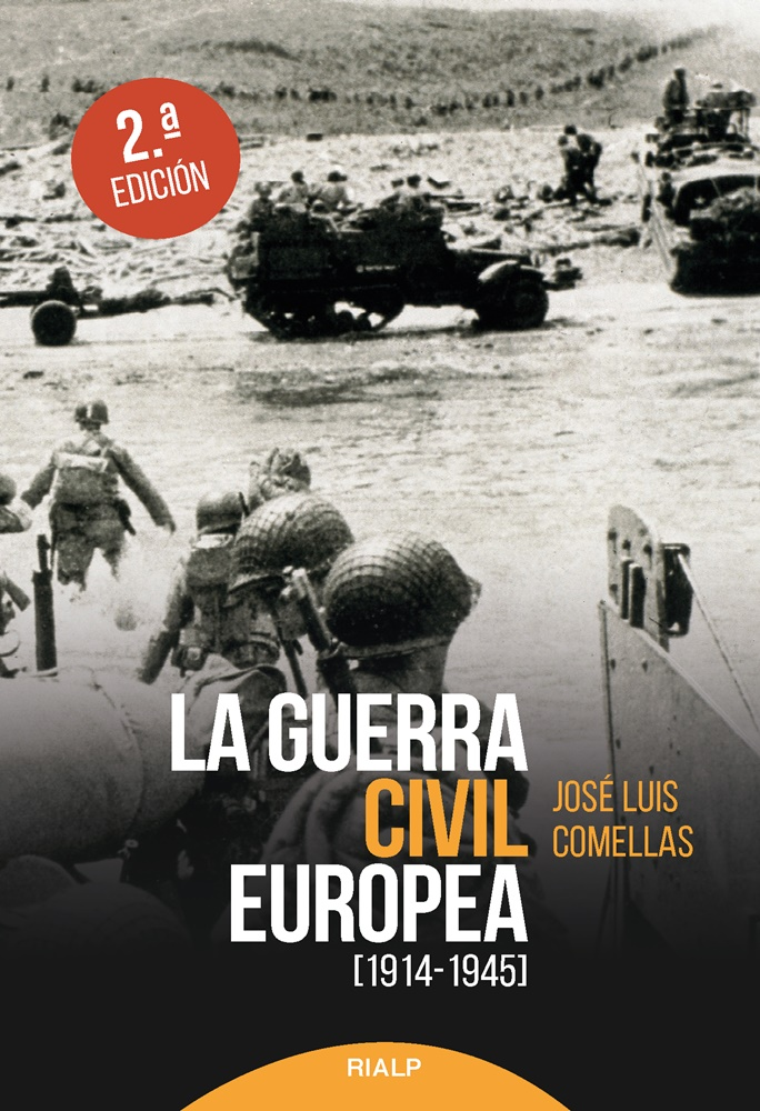 La guerra civil europea   «1914-1945» (9788432151880)