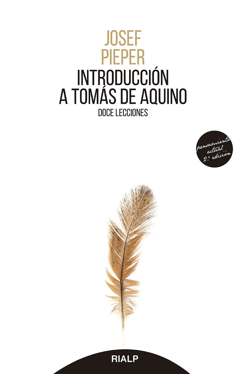 Introducción a Tomás de Aquino   «Doce lecciones»