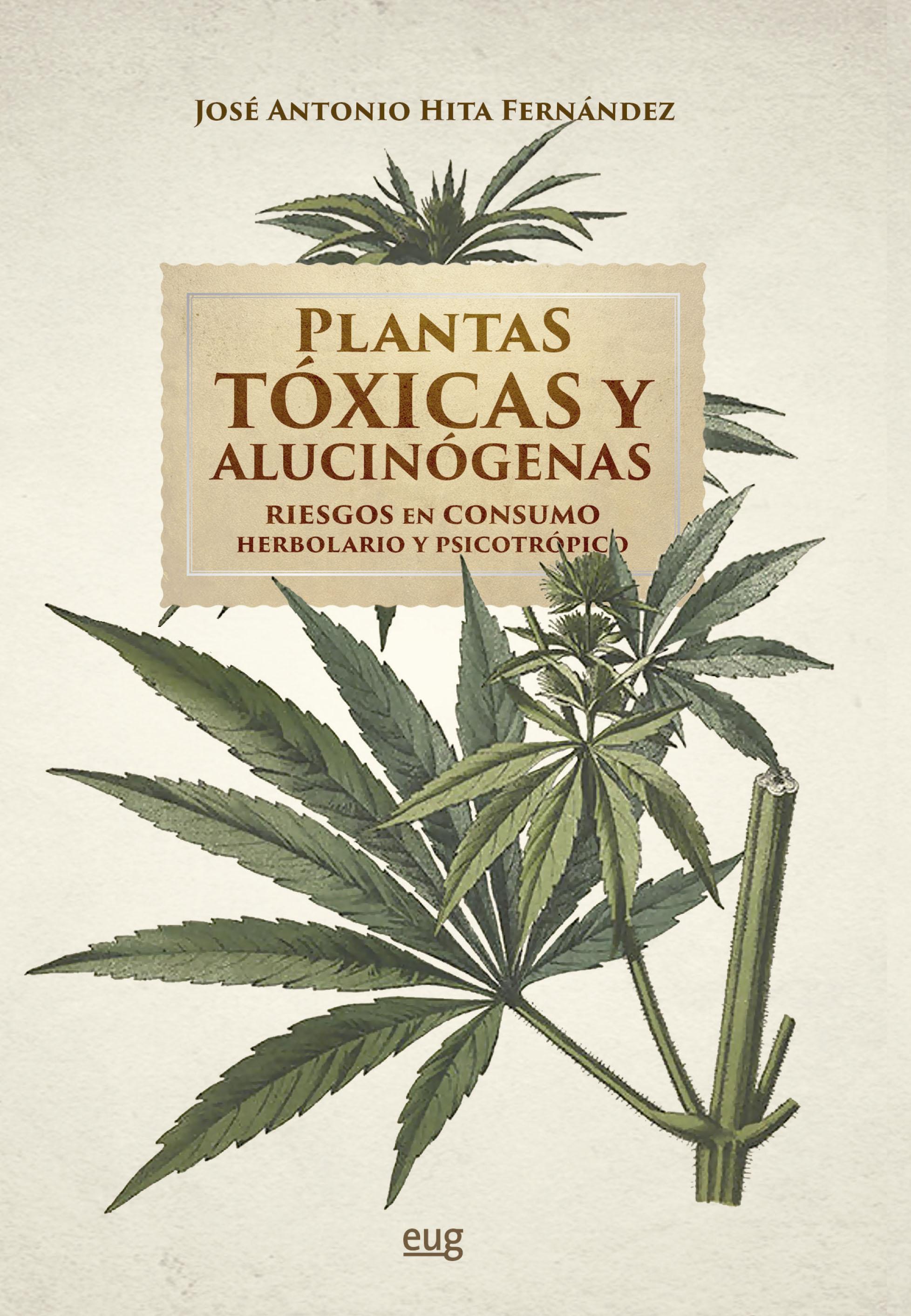 Plantas tóxicas y alucinógenas   «Riesgos en consumo herbolario y psicotrópico»