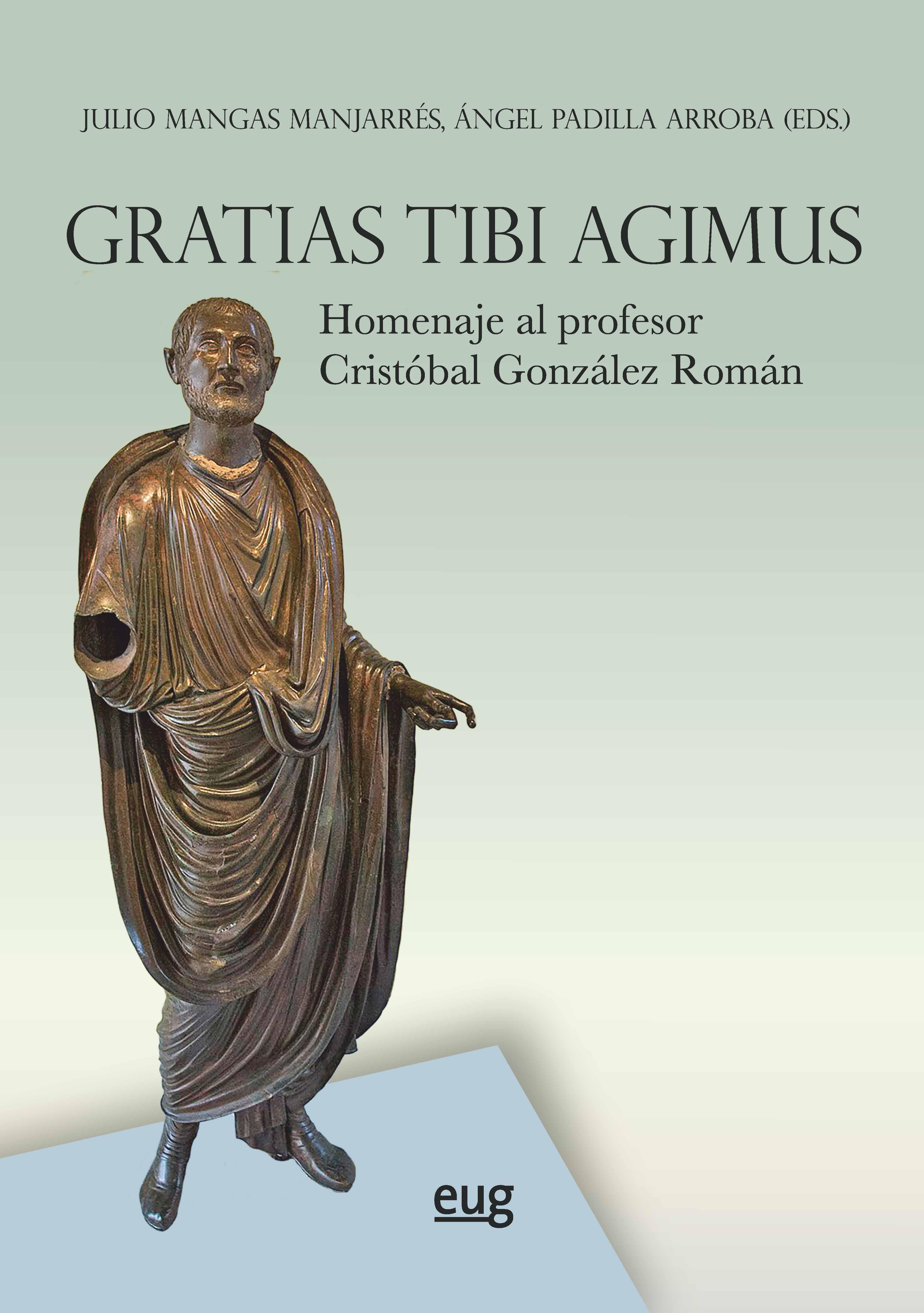 Gratias tibi agimus   «homenaje al profesor Cristóbal Román»