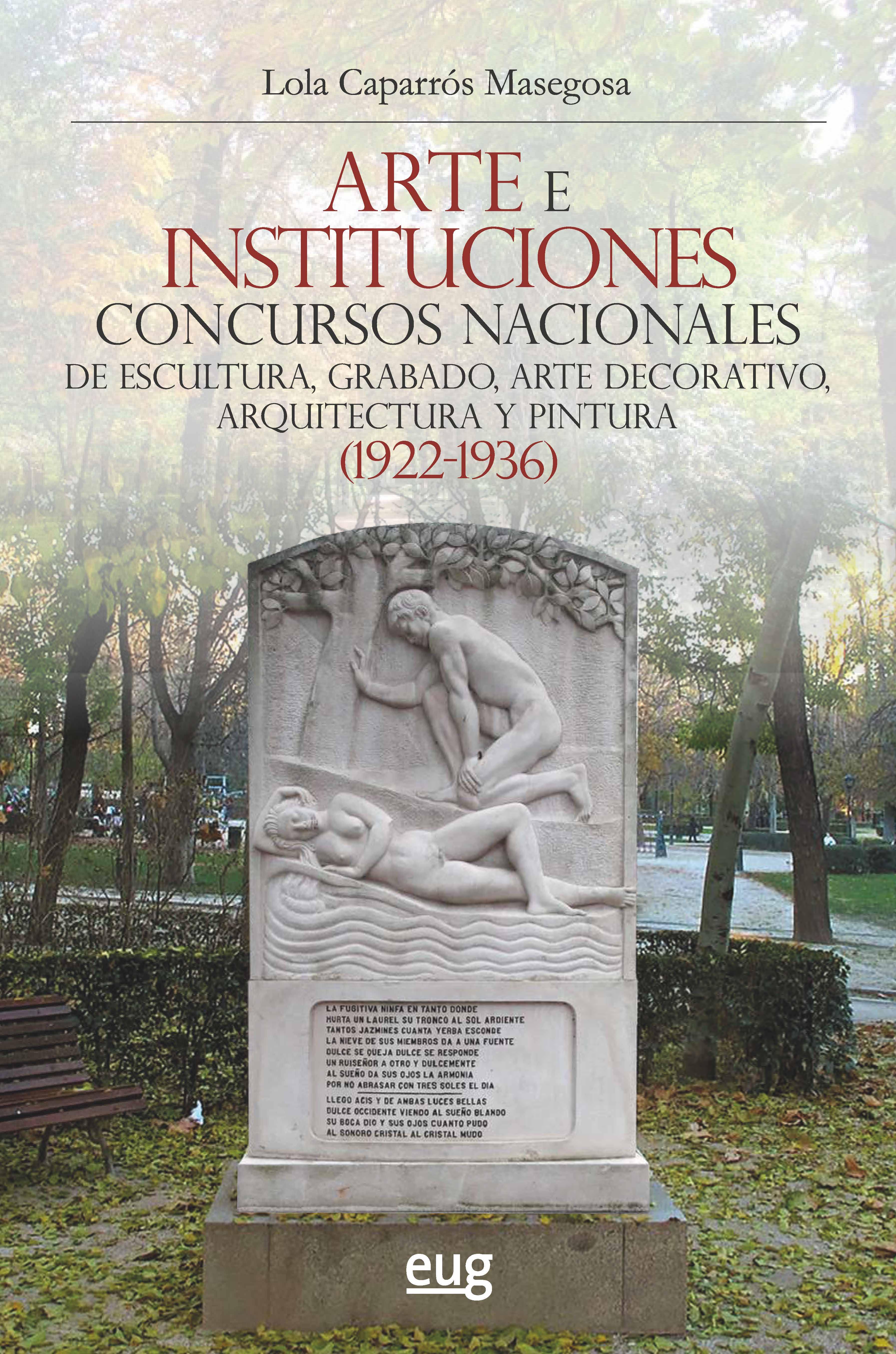 Arte e Instituciones   «concursos nacionales de escultura, grabado, arte decorativo, arquitectura y pintura (1922-1936)»