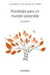 Psicología para un mundo sostenible   «Volumen II»