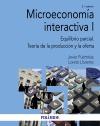 Microeconomía interactiva I   «Equilibrio parcial. Teoría de la producción y la oferta»