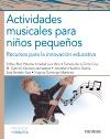 9Actividades musicales para niños pequeños