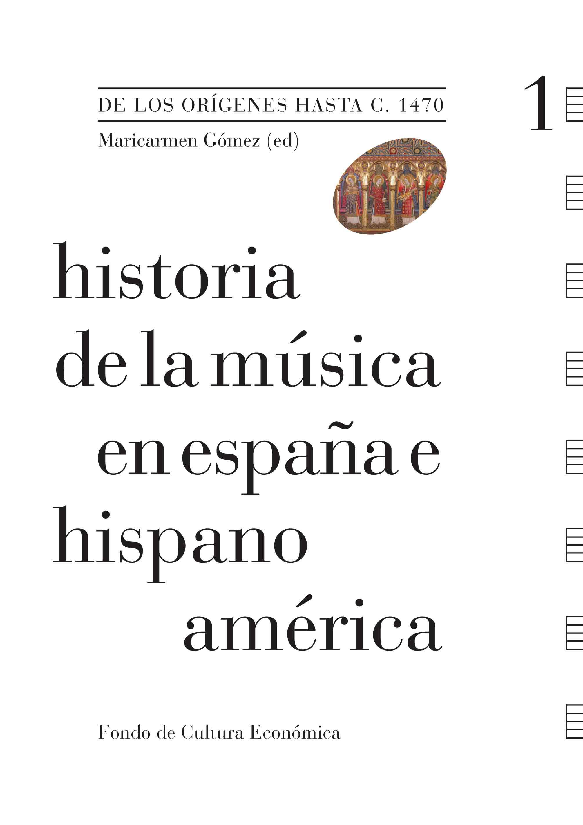 Historia de la música en España e Hispanoamérica   «De los orígenes hasta 1470»