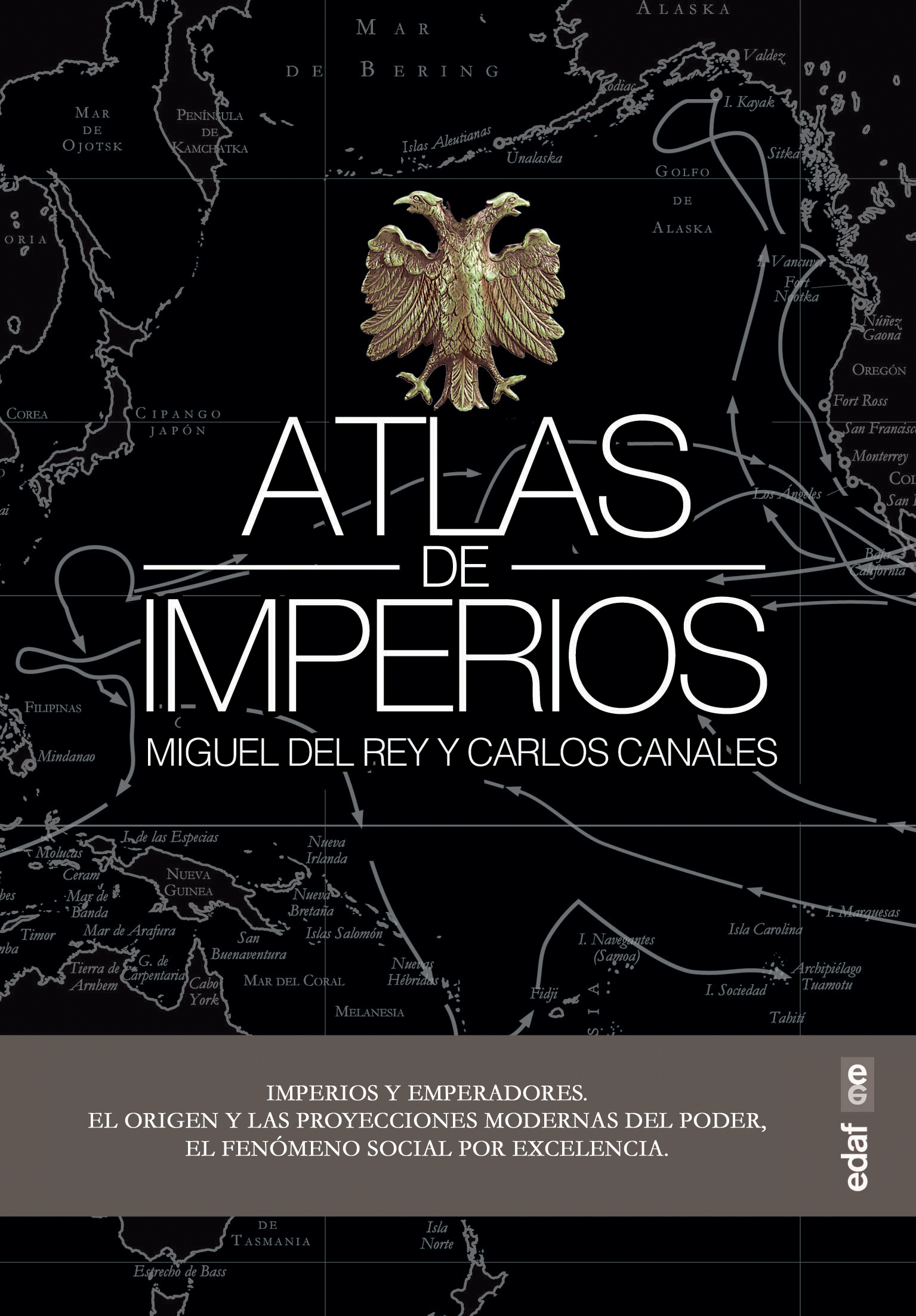 Atlas de Imperios (9788441440593)