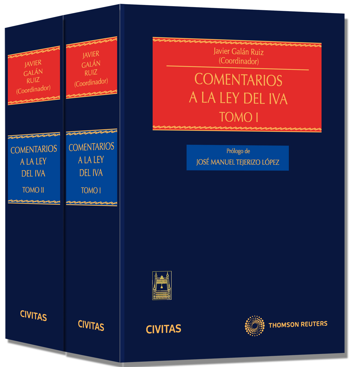Comentarios a la Ley y Reglamento del IVA (2 Tomos)