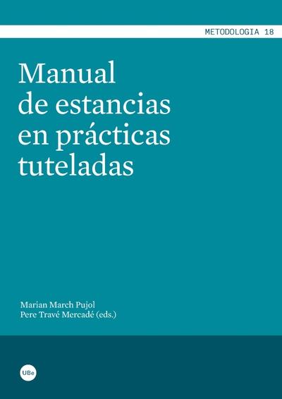 MANUAL DE ESTANCIAS EN PRACTICAS TUTELADAS