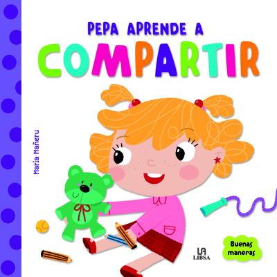 Pepa Aprende a Compartir