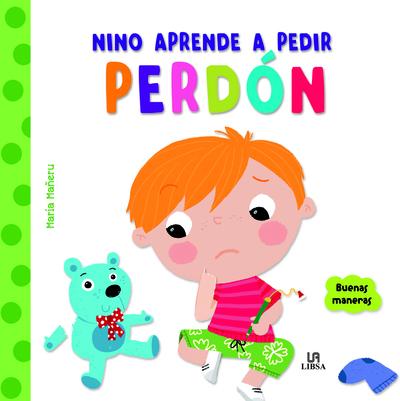 Nino Aprende a Pedir Perdón