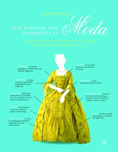 Guía Ilustrada para Interpretar la Moda   «Un Manual sobre la Evolución del Vestido desde el Siglo XVI hasta el XX»