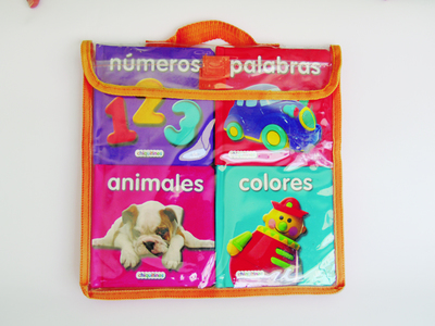 Mi Primer Pack Chiquitines III «Palabras, Colores, Números y Animales» (9788466238113)