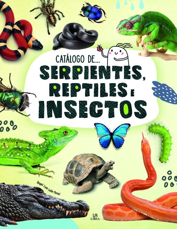 Serpientes, Reptiles e Insectos