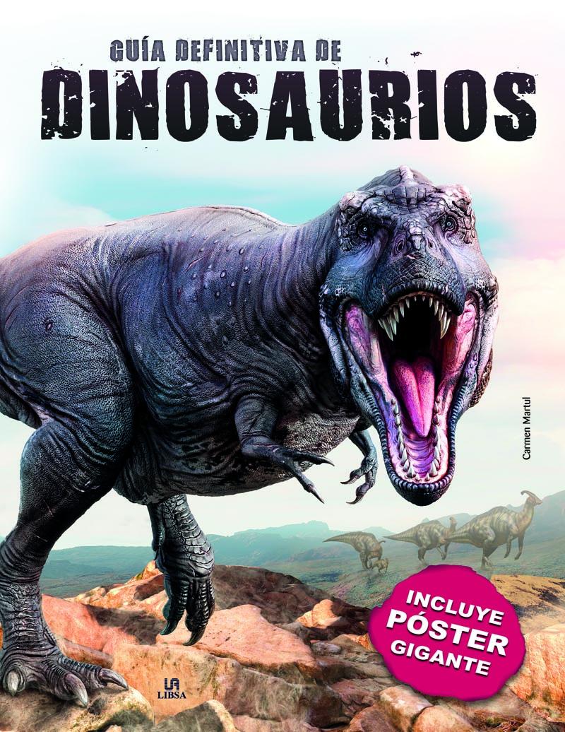 Guía Definitiva de Dinosaurios