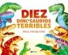 7Diez dinosaurios terribles