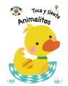 4Toca y siente. Animalitos
