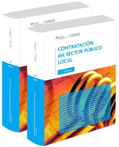 Contratación del sector público local II  (3.ª edición)