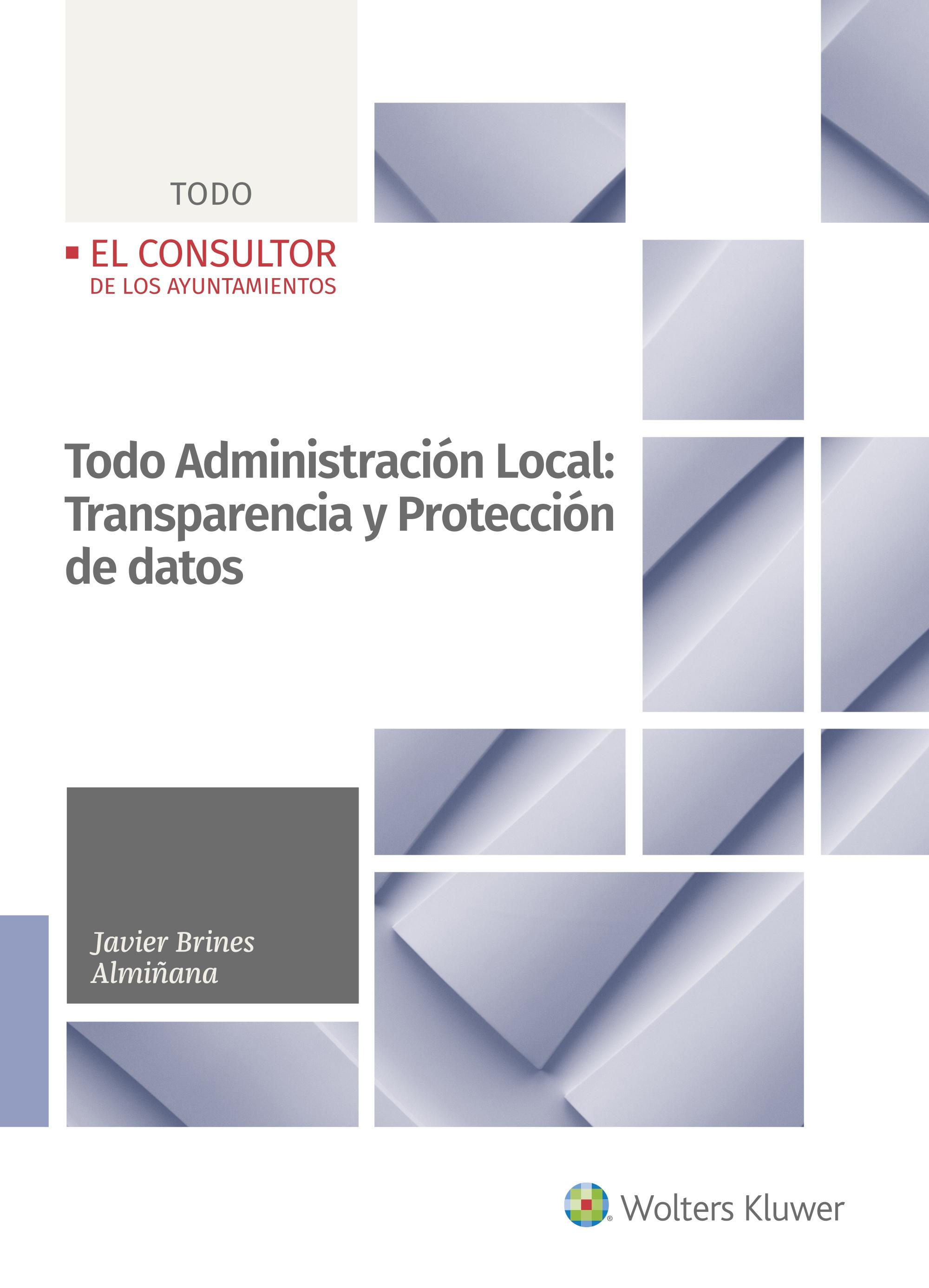 Todo Administración Local: Transparencia y Protección de datos