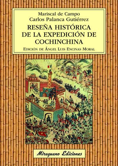 Reseña histórica de la expedición de Cocinchina