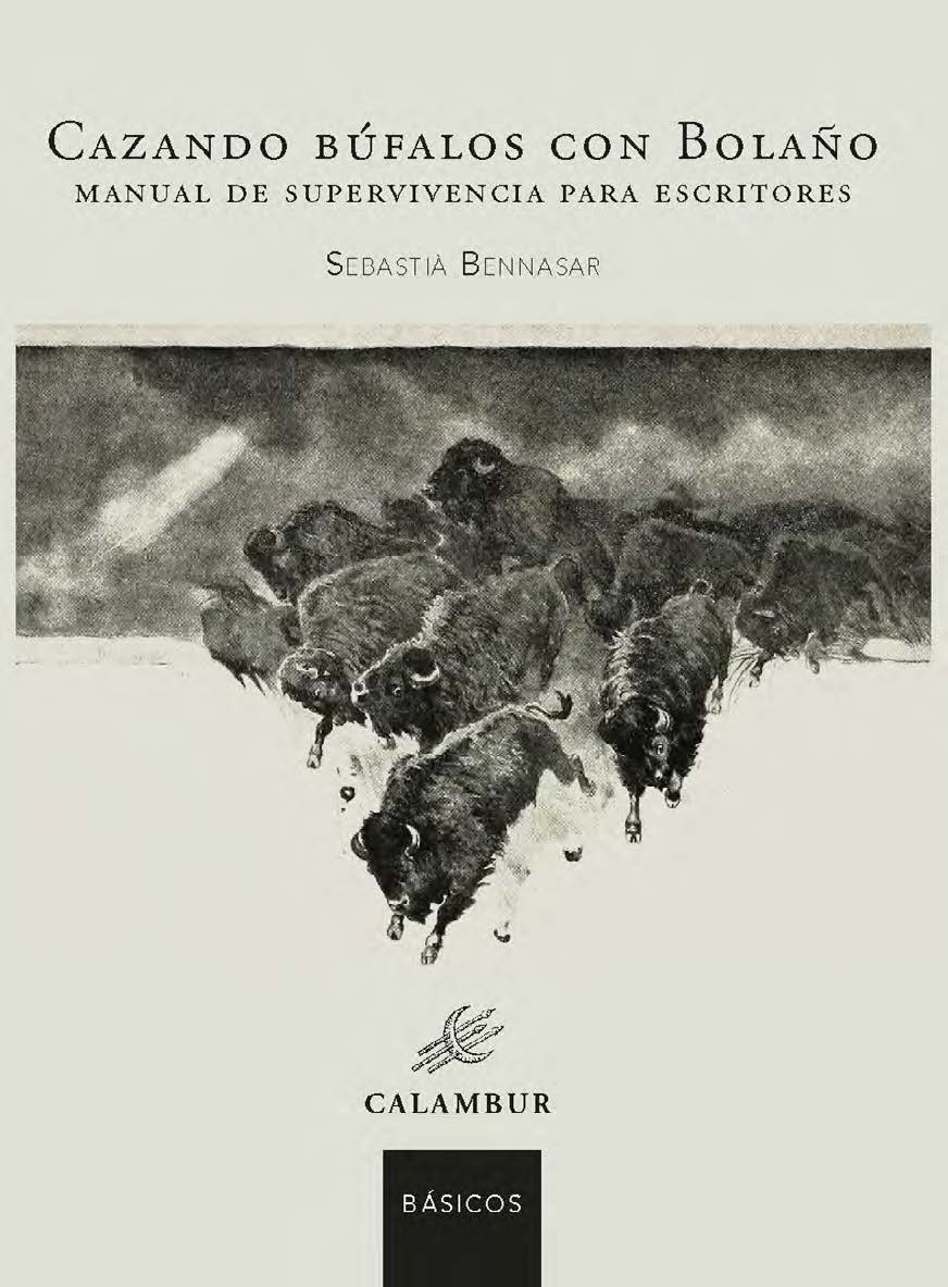 CAZANDO BUFALOS CON BOLAÑO