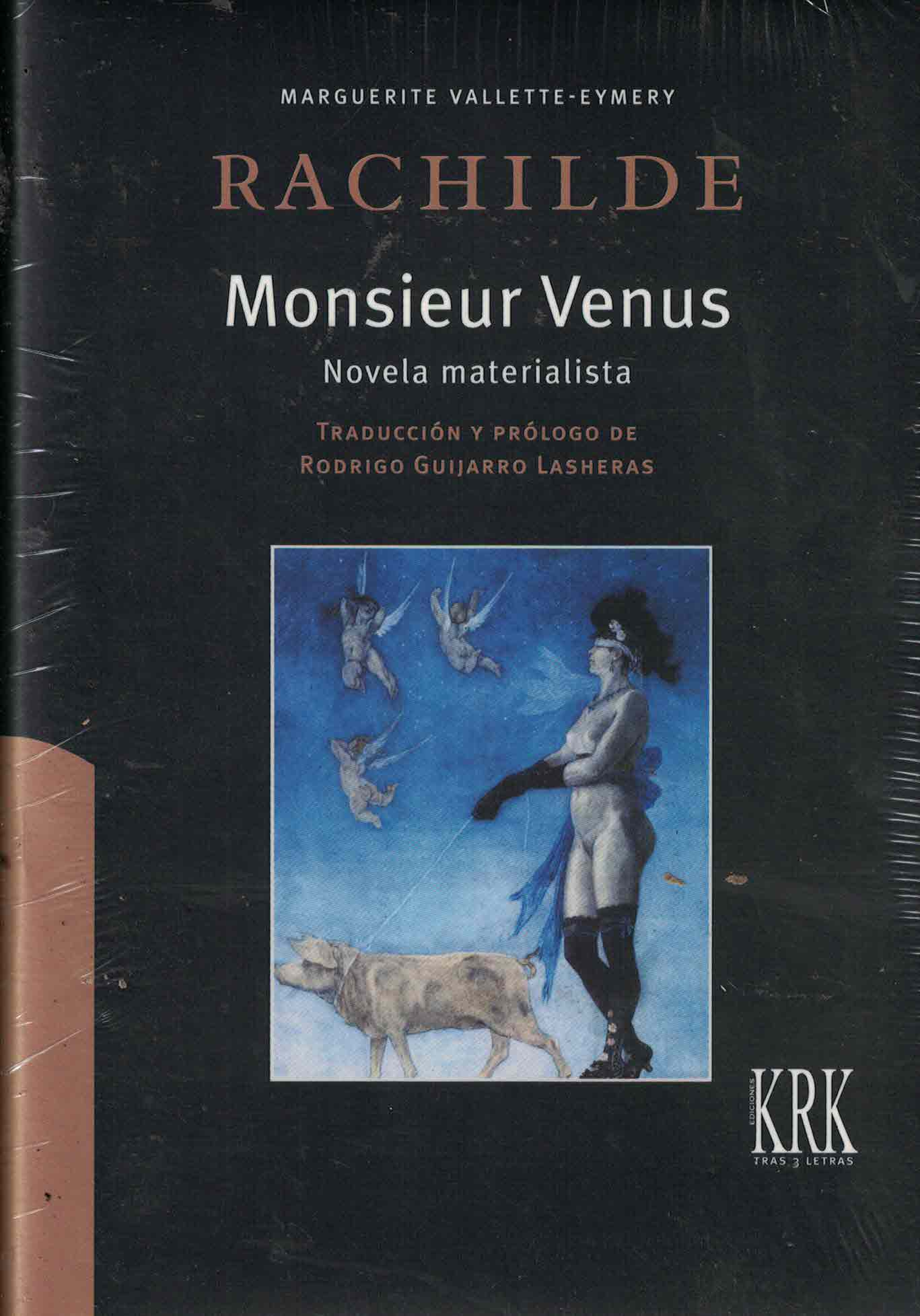 Monsieur Venus: la novela materialista (9788483675526)