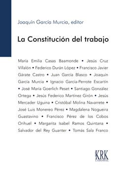 La Constitución del trabajo