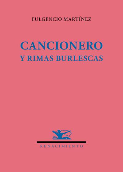 Cancionero y rimas burlescas (9788484728788)
