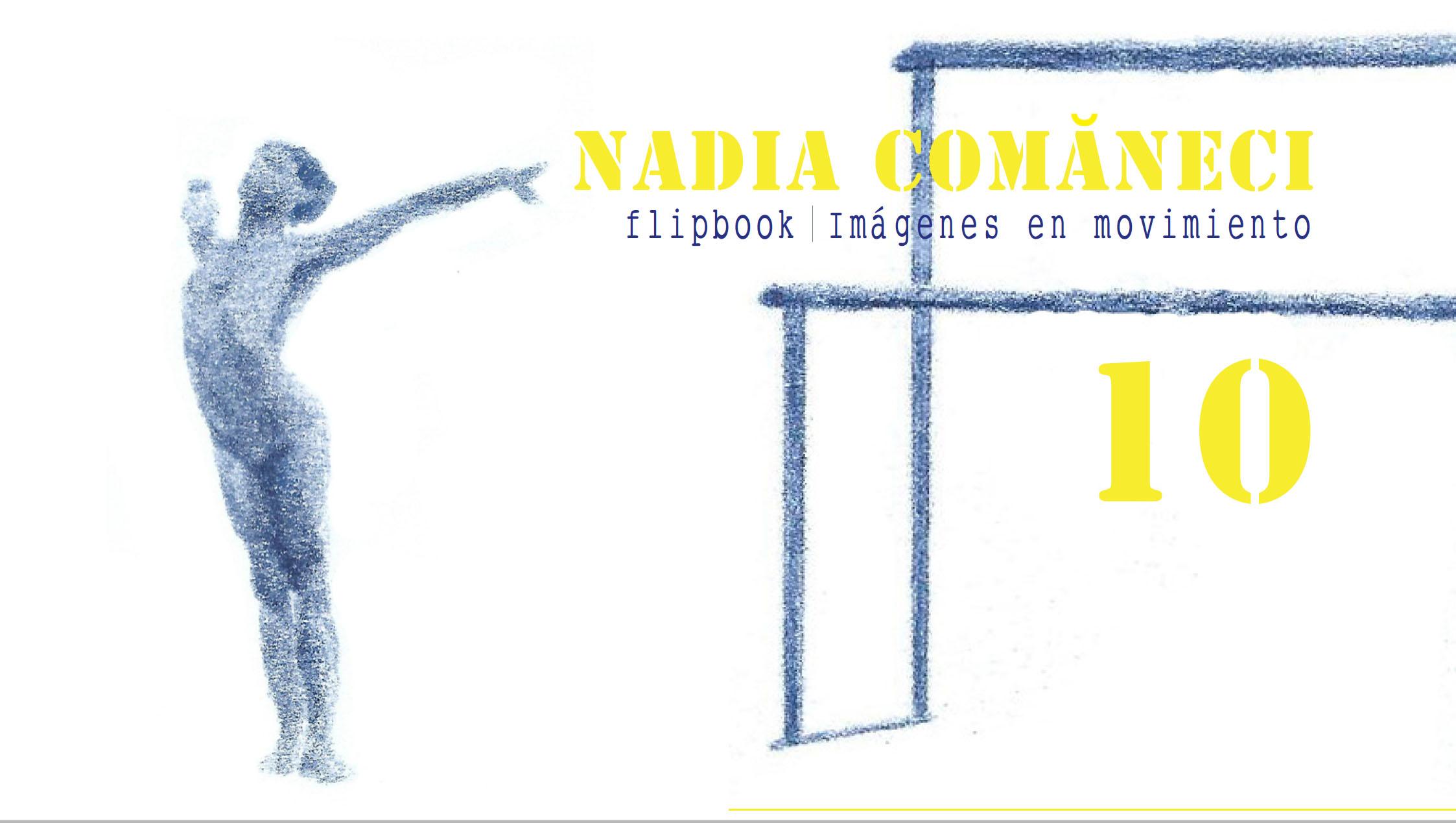 Nadia Comaneci. 10