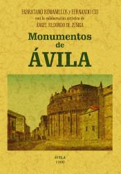 Monumentos de Ávila   «Guía para visitar la ciudad.»