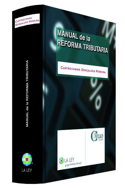Manual de la reforma tributaria