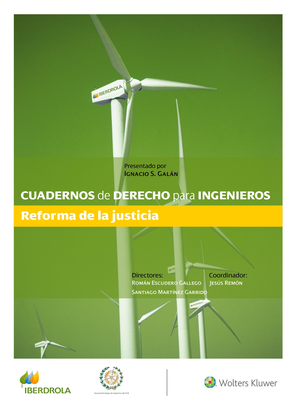 CUADERNO DE DERECHO PARA INGENIEROS Nº 40, REFORMA